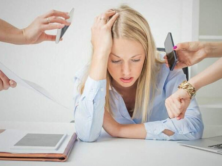 23 de setembro | Dia Mundial do Combate ao estresse
