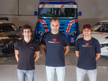 União de grandes nomes traz Piquet Sports de volta às pistas em 2021