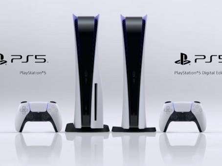 Sony apresenta jogos e design do PS5, seu próximo console