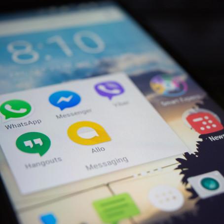 Whatsapp e Instagram são os aplicativos mais populares entre os brasileiros segundo pesquisa da Ding