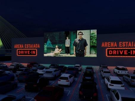 Cinemas drive in voltam com novo fôlego