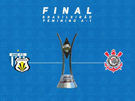 Avaí/Kindermann e Corinthians estão na final do Campeonato Brasileiro Feminino de Futebol