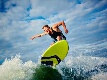 Esse ano o Dia Internacional do Surfe será diferente