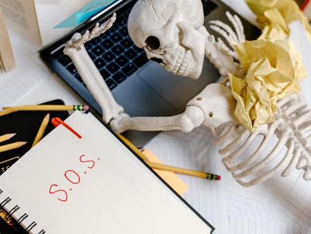 O burnout no trabalho