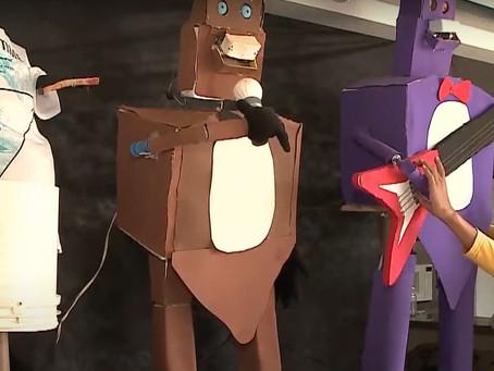 O menino que descobriu a robótica