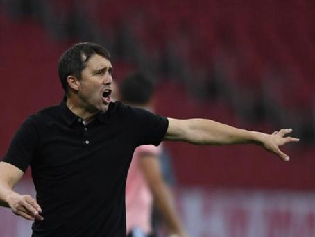 Comandados por técnicos estrangeiros Inter, Flamengo e Atlético-MG dominam o Brasileirão 2020