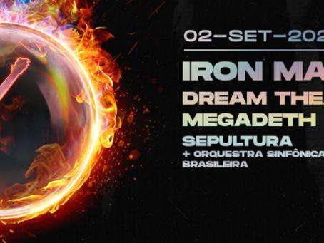 Rock in Rio 2022 anuncia Iron Maiden, Sepultura, Megadeth, IZA e mais