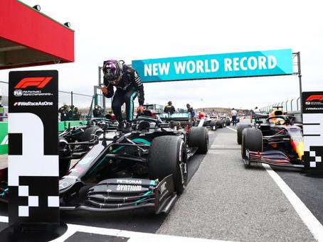Lewis Hamilton é o novo parâmetro da Fórmula 1
