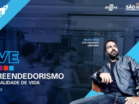 Sebrae-SP realiza amanhã (18) painel gratuito sobre empreendedorismo com qualidade de vida