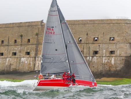 Com 400 velejadores, Campeonato Brasileiro de Vela de Oceano começa nesta sexta-feira em Ilhabela