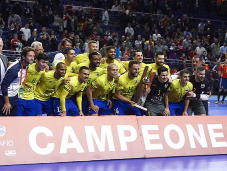 Seleção Brasileira enfrenta a Espanha em Madrid