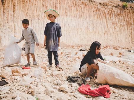 Dia do Mundial de Combate ao Trabalho Infantil