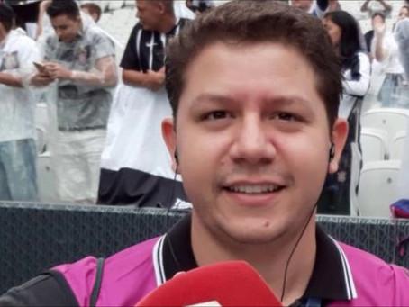 Reforço de peso na área: Voz do Esporte contrata repórter Umberto Ferretti