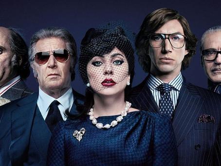 House of Gucci: filme com Lady Gaga e Adam Driver ganha novo pôster. Confira
