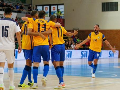 Brasil estreia hoje no Mundial de Futsal. Saiba onde assistir.