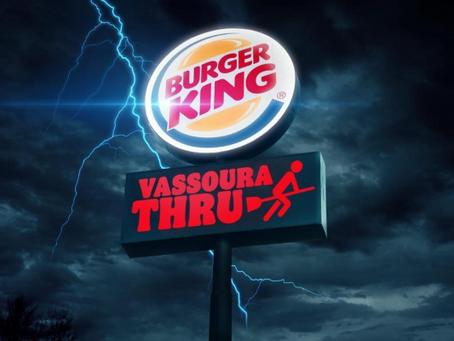 Burger King dará sanduíche de graça no Halloween