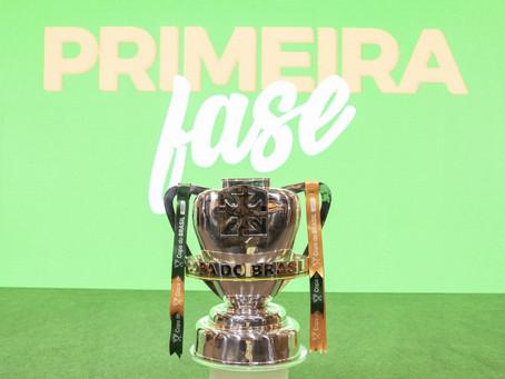 Copa do Brasil 2021: foram definidos os jogos da primeira fase