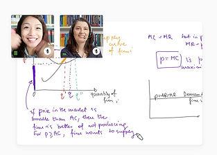 Online Tutoring Whiteboard Video Chat.jp