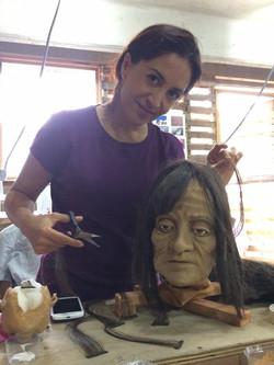 peluqueria Sadako