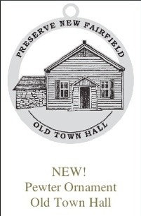 New Fairfield Old Town Hall Ornament