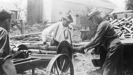 New Fairfield 1916 – one hundred years ago, a century ago, a long time ago!