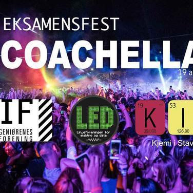 Eksamensfest Coachella
