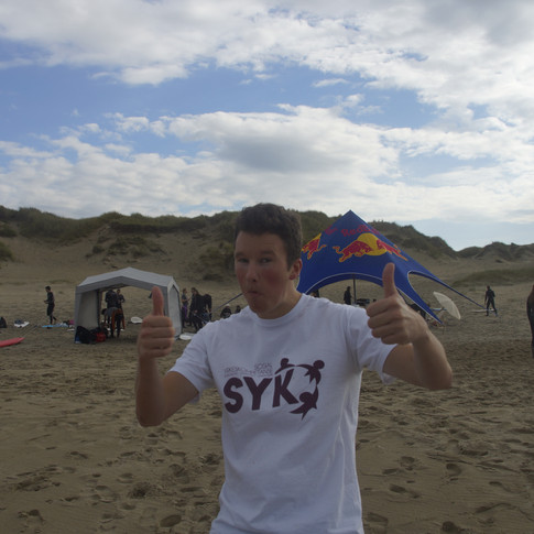 Surfing med SYK 2017