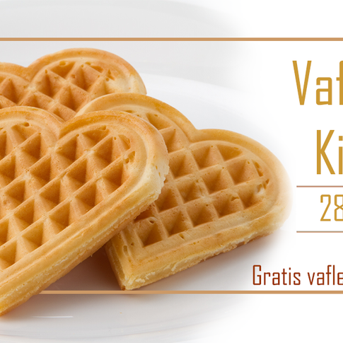 Waffles with KiS