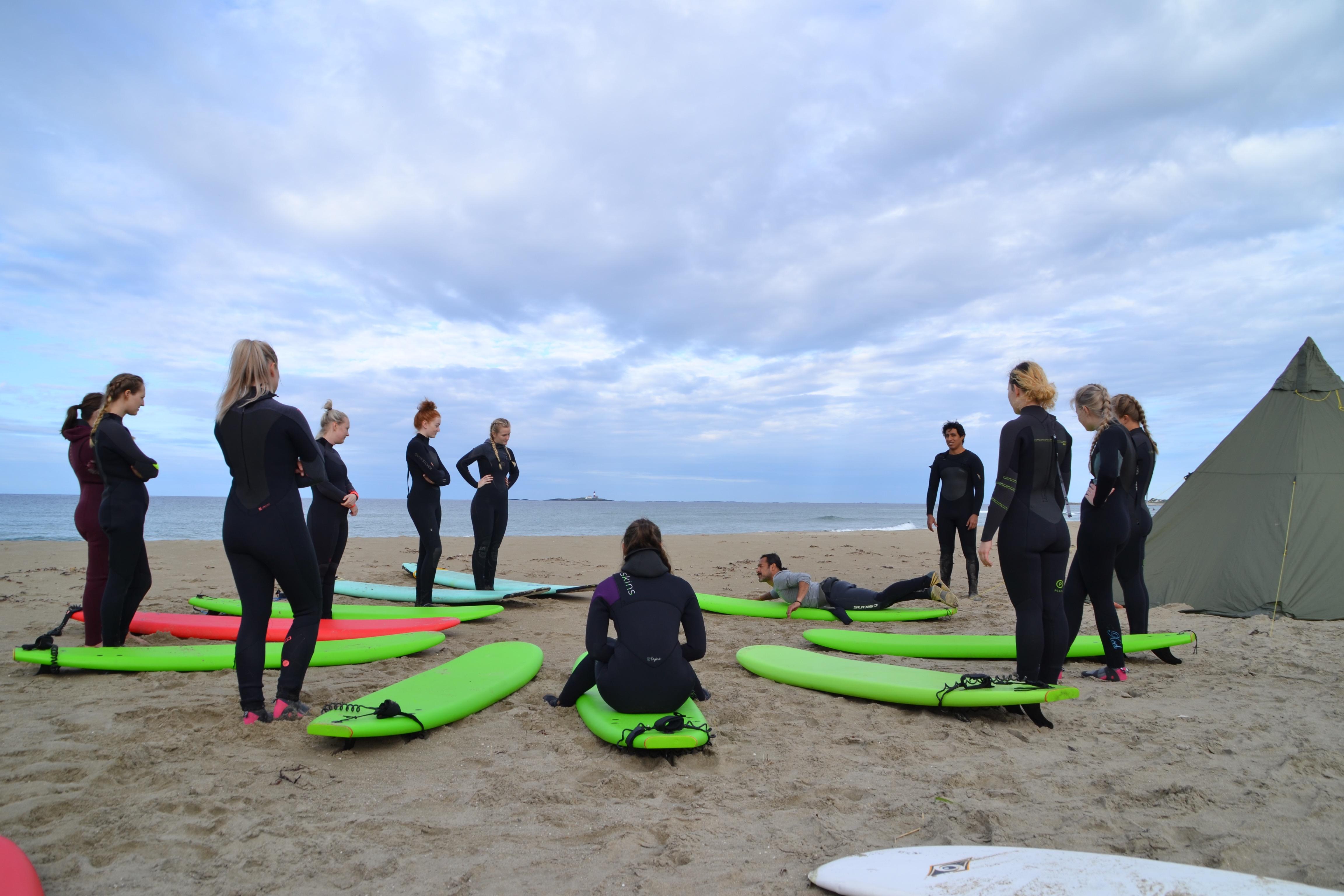 Surfing w/ SYK