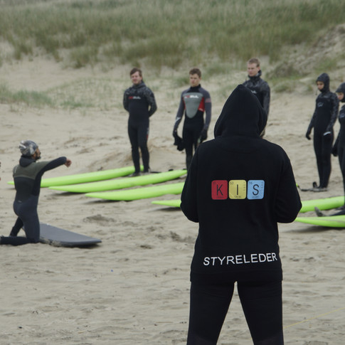 Eksamens Surfing 2017
