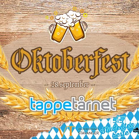 Oktoberfest at Tappetårnet