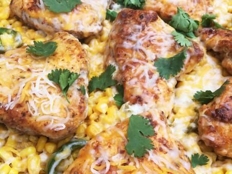 Cheesy Jalapeno Chicken