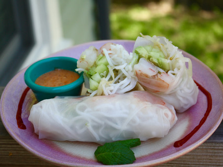 "Vietnamese ""Summer"" Rolls"