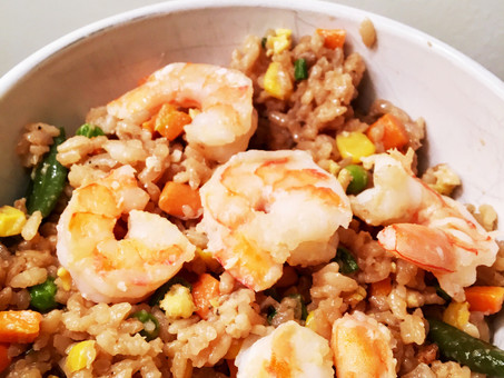 Lucinda's Famous Fried Rice