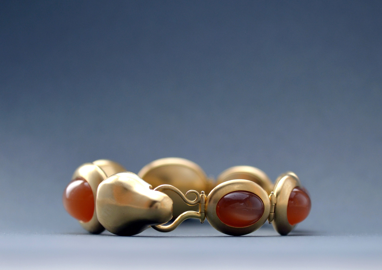 Armband Schlange Meisterstück Anja Helk