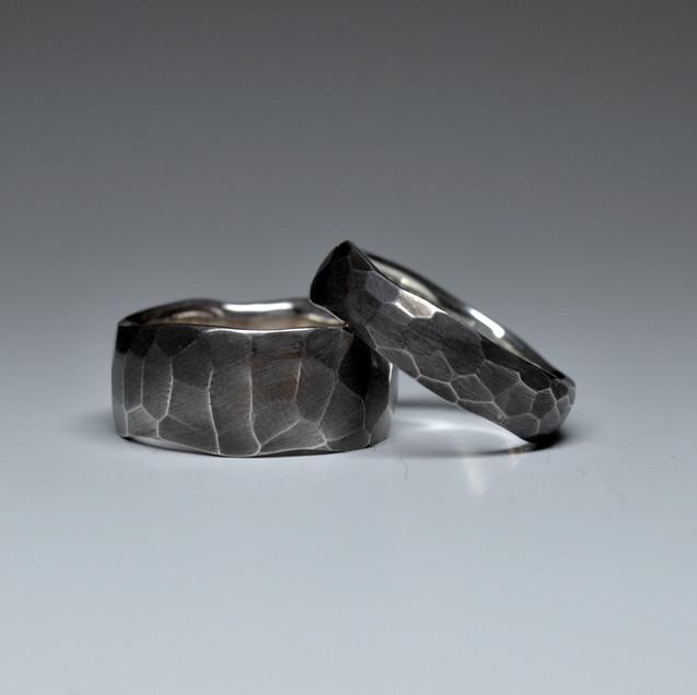 Cu₂O rings