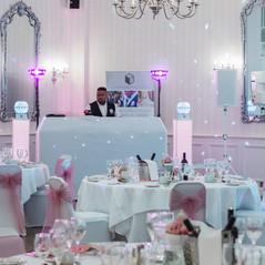Wedding and Party DJ Set-ups