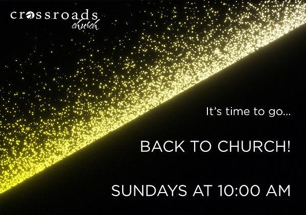 crossroads reopen announcement update pi