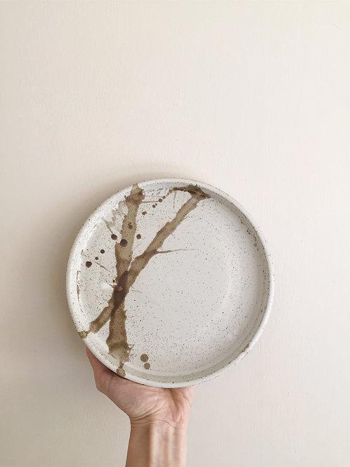 Íkar, dinner plate