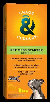 PET MESS STARTER CLEANING KIT