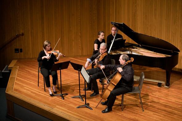 NDSU Chamber Music Festival, May 2018