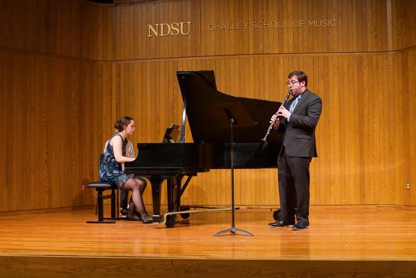 Senior Recital, February 2019
