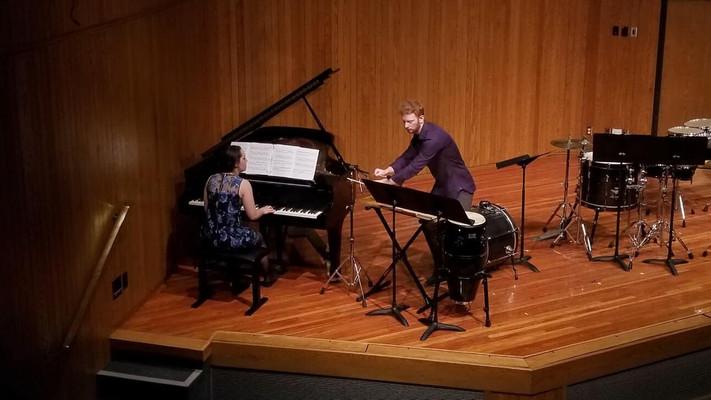 Performance with Ryan Loken, February 2019