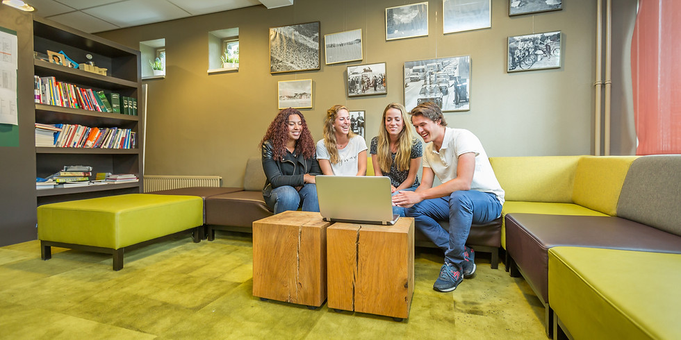 Webinar Leisure Studies Breda University