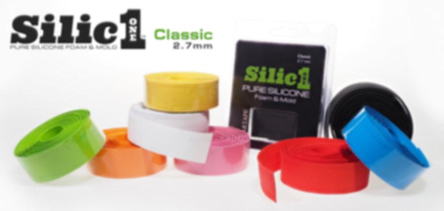 Silic1 Classic Bartape