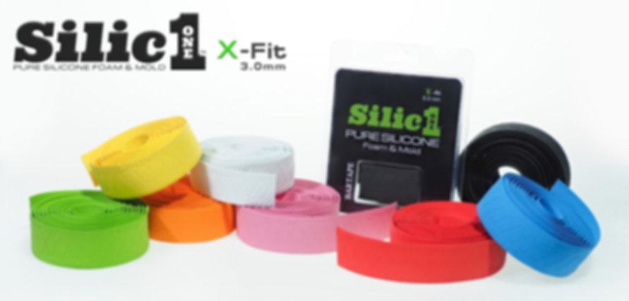 Silic1 X-Fit Bartape