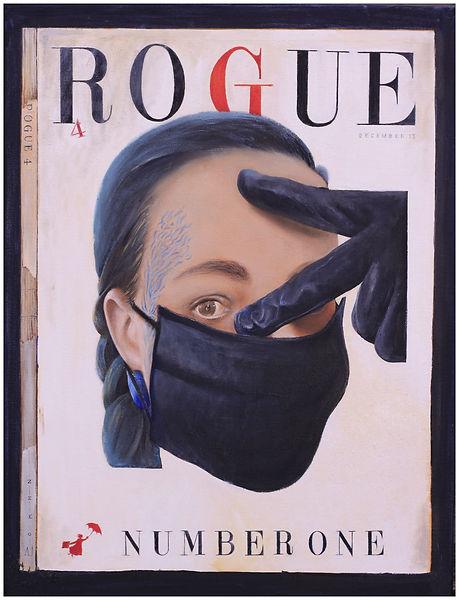 Rogue 4. Charlie at AcesHigh Tattoos