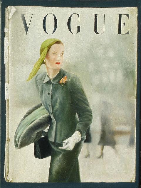 NOVEMBER 1949 She Heard Her Name Called,
