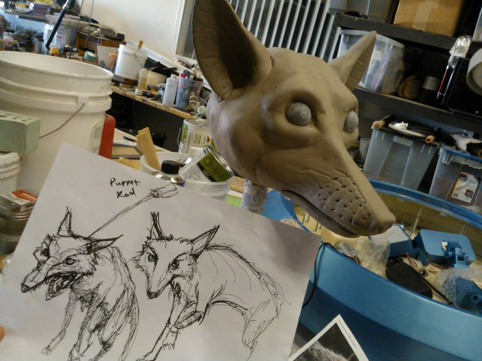 Molding the Coyote