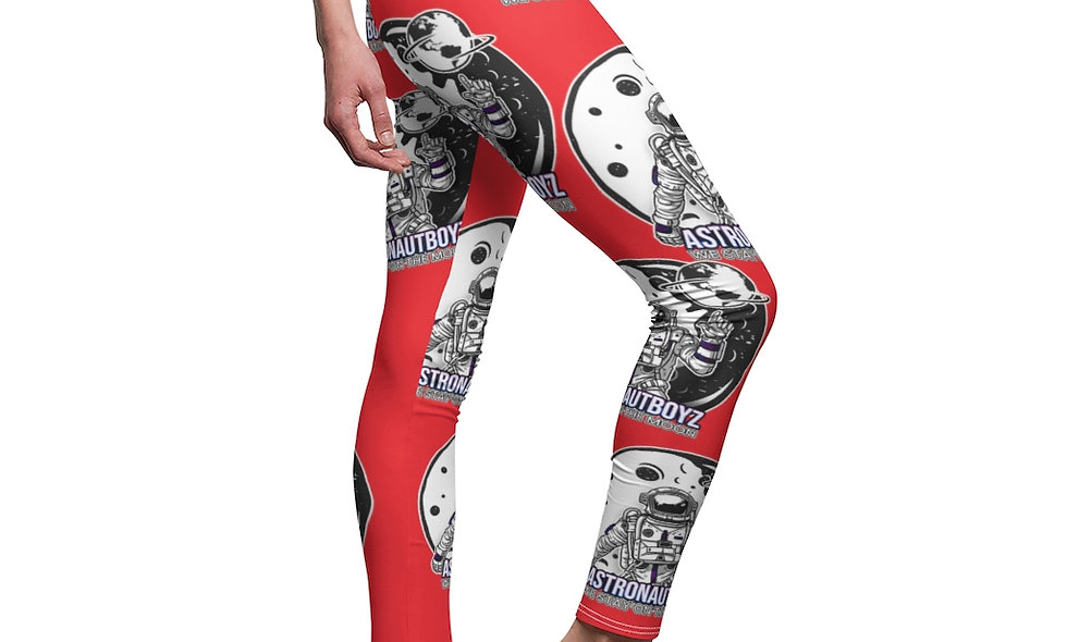 ABI  Women's Cut & Sew Casual Leggings